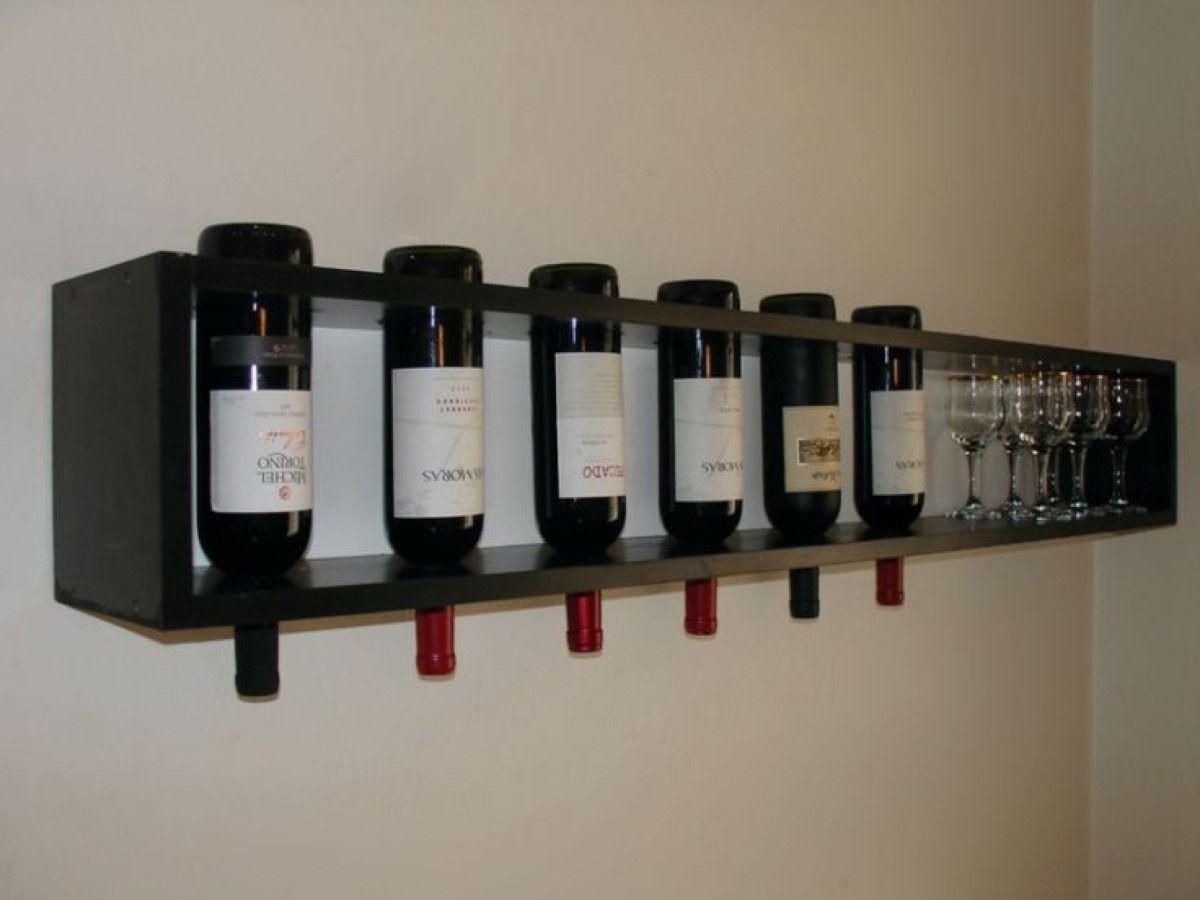 Repisas flotantes buscar con google sara pinterest - Estantes para vinos ...