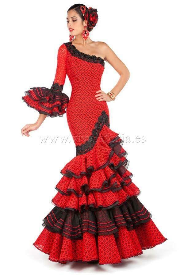 La Se/ñorita Zapato Flamenco Sevillanas de la Princesa ni/ña Rosa Glamour