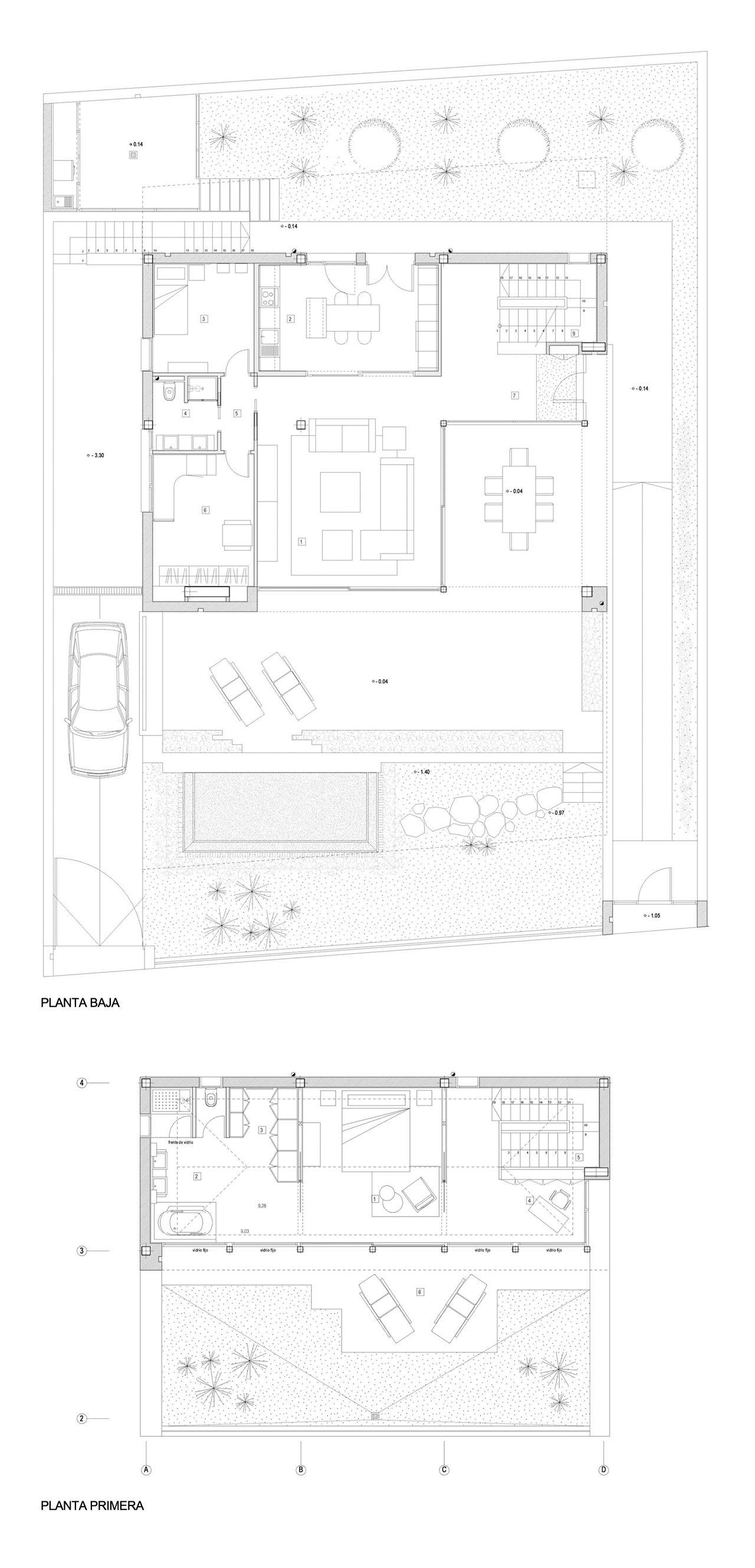 Correa Estévez Arquitectura - Vivienda en La Quinta - Tenerife