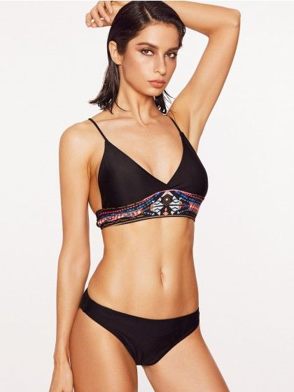 b6e0e1c6bb Buy Black SheIn Swimsuit for woman at best price. Compare Swimwear prices  from online stores like SheIn - Wossel United States
