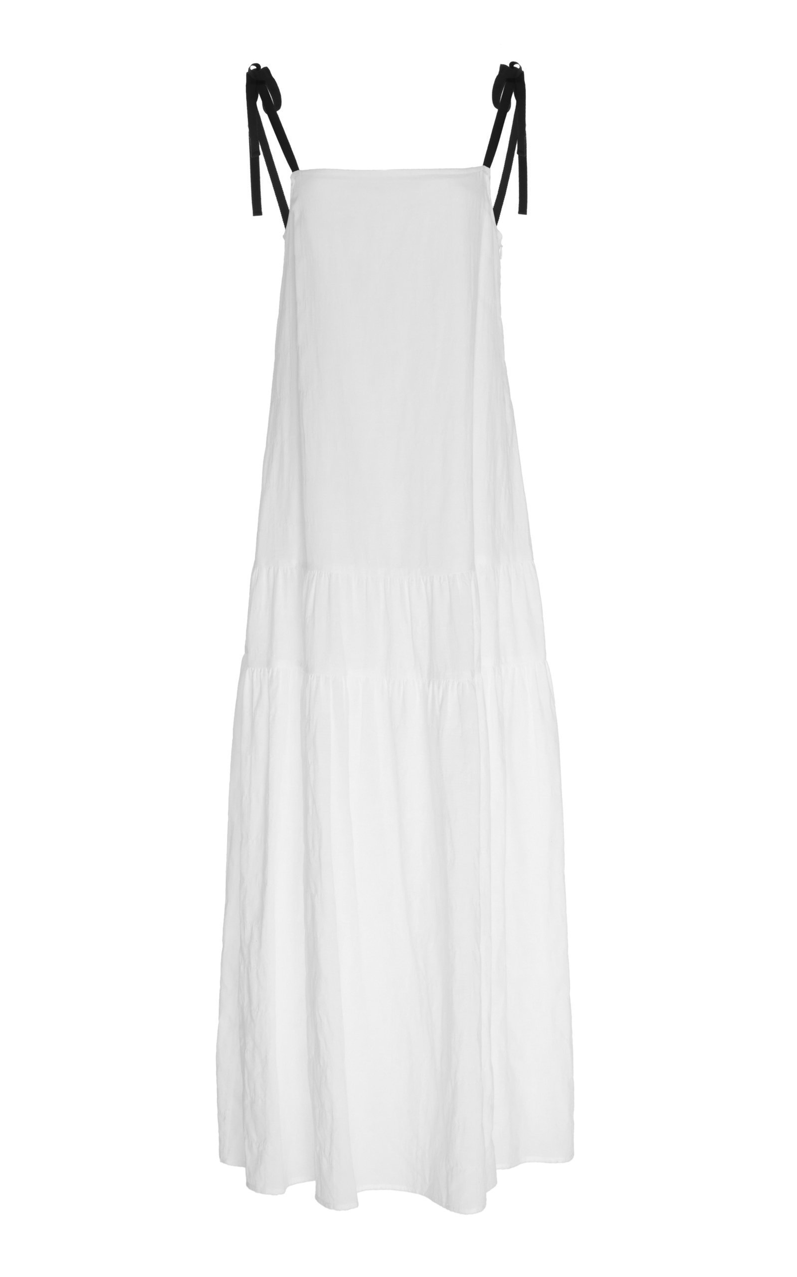Merlette Deia Tie Strap Maxi Dress Maxi Dress Fashion Fashion Collection [ 2560 x 1598 Pixel ]