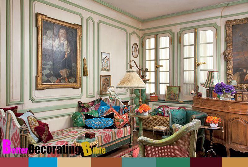 Celebrity Home: Iris Barrel Apfelu0027s New York City Apartment