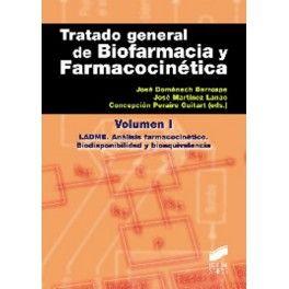 Biofarmacia Y Farmacocinetica Volumen 1