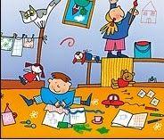 La Psicologia con i bambini: E' possibile insegnare ai bambini a mettere in ord...