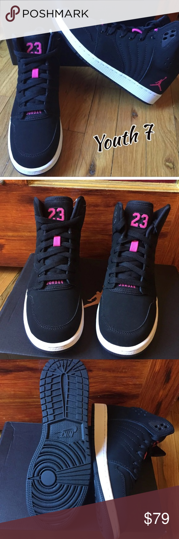 d6745e8ee4e Youth Jordans new size 7 New in Box Youth big kids