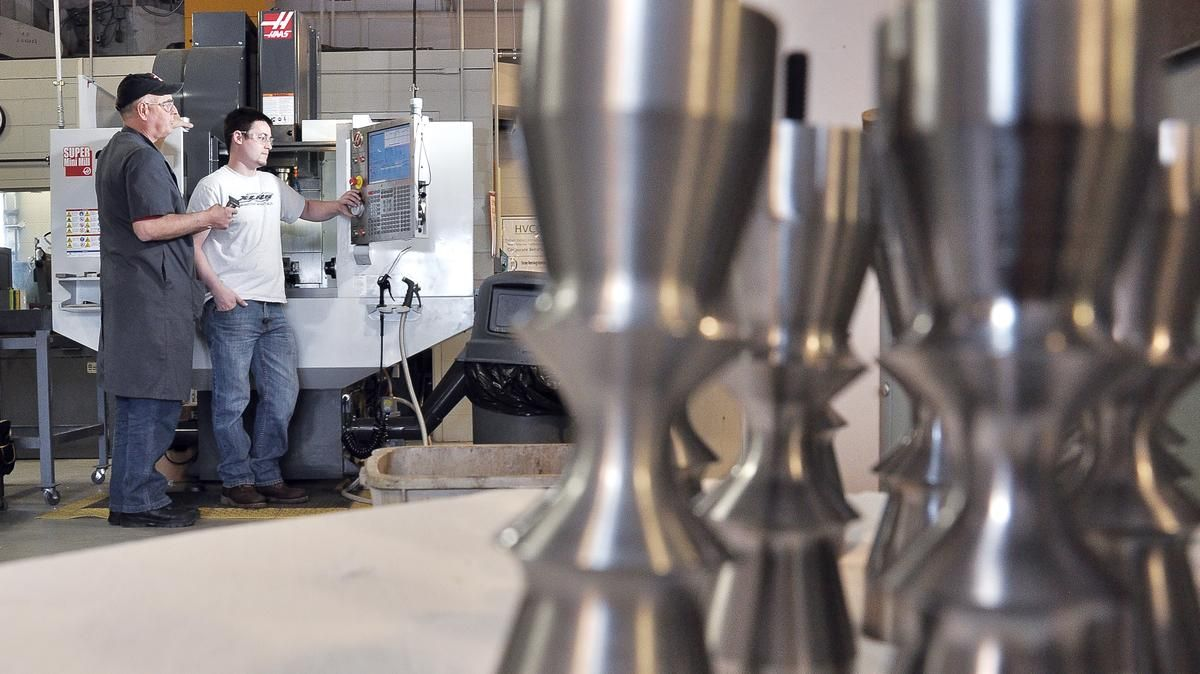 Few seats left in Hudson Valley's advanced manufacturing