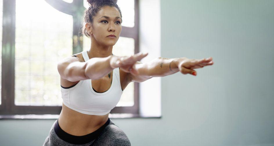 Tabata Training Übungen und Trainingsplan für einen