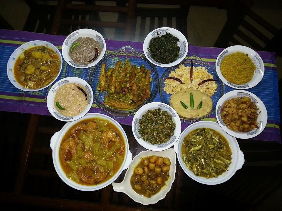 A collection of bangladeshi foods a collection of bangladeshi foods forumfinder Choice Image