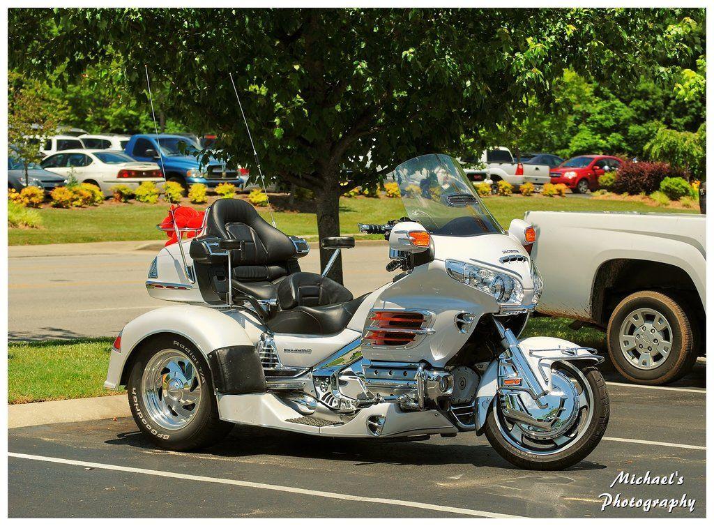 Superior Three Wheel Motorbikes For Adults | Honda Goldwing 3 Wheeler By U003dTheMan268  On DeviantART