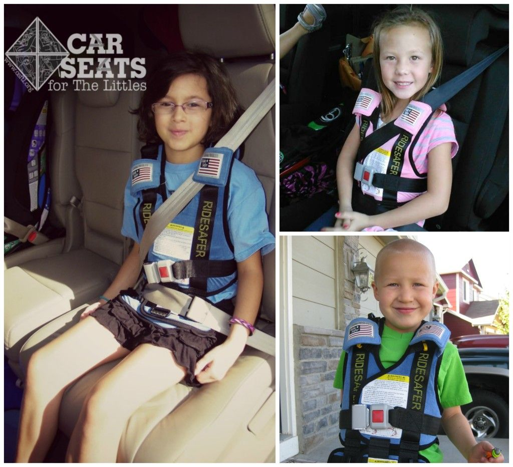 Ride Safer Travel Vest For Times That A Car Seat Isnt Practical