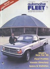 December 1985 Issue - Automotive Fleet Magazine