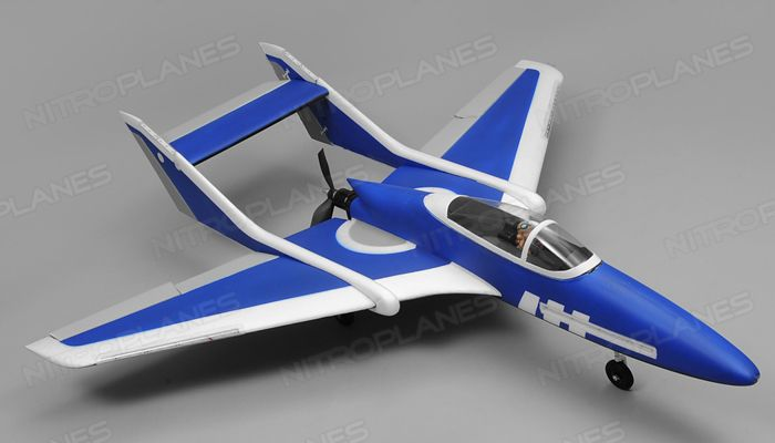 Airwing RC Bobcat w/ Electric Retracts 6 Channel Almost
