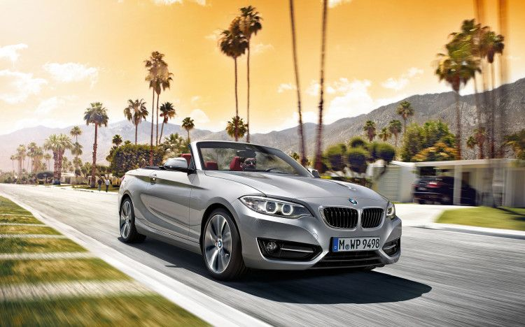 BMW Palm Springs >> Bmw Used Palm Springs To Shoot The F23 2 Series Convertible