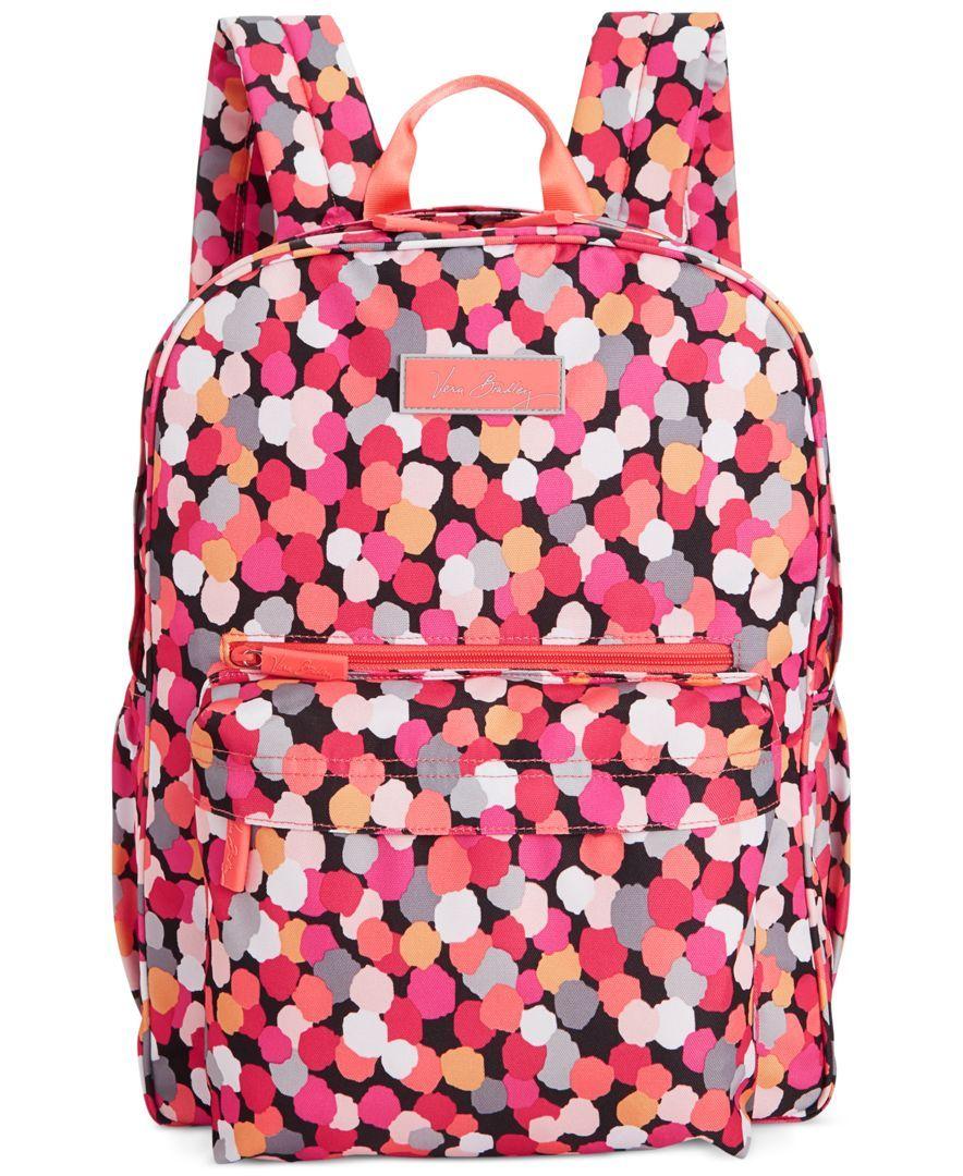 69a9b1d8914b Vera Bradley Lighten Up Grande Backpack