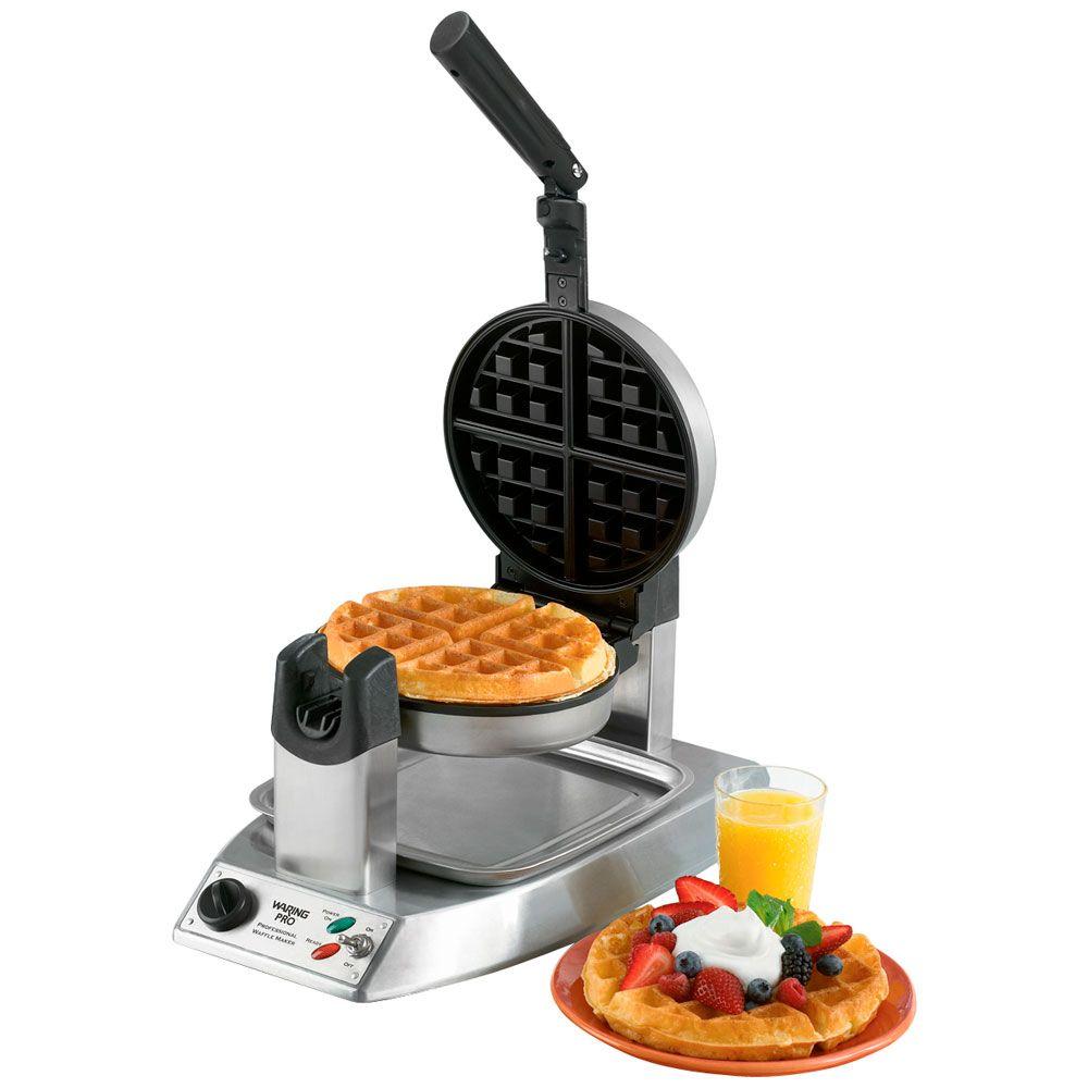 Waring Pro Stainless Steel Flip Belgian Waffle Maker Waffles Maker Belgian Waffle Maker Waffles