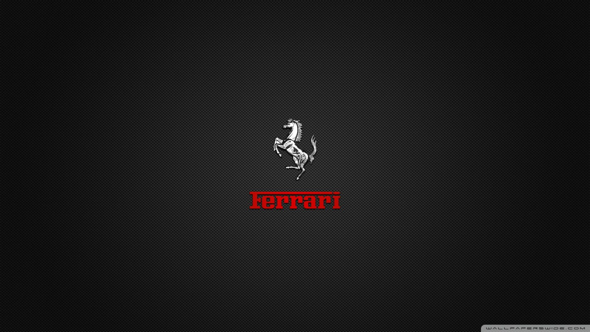 ferrari logo wallpaper 678 - Ferrari Logo Wallpaper