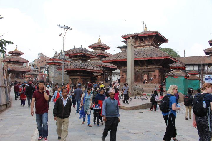 kathmandu durbar square treks and trail reports from upper rh pinterest com