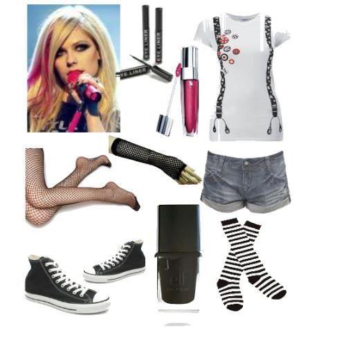 Avril Lavigne Clothes Avril Lavigne Style Avenue7