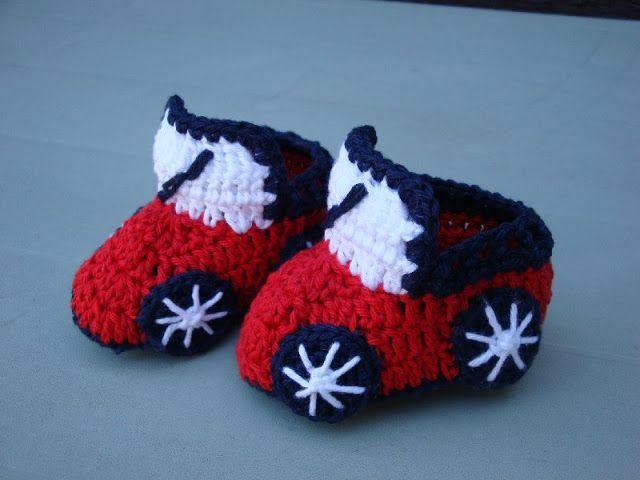 autoslofjes voor jongens