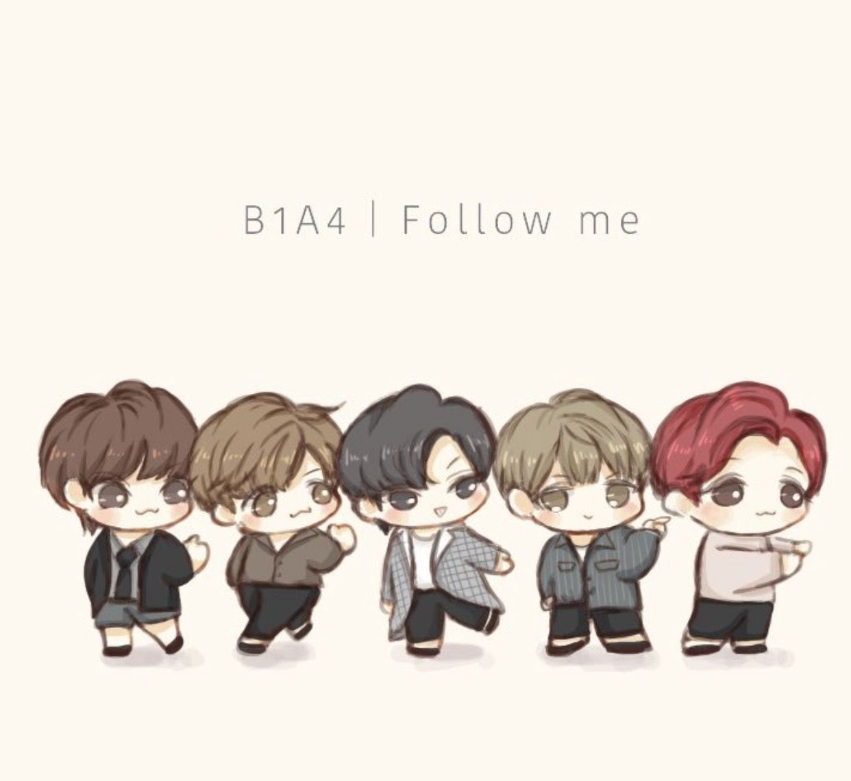 B1A4_ fan art_