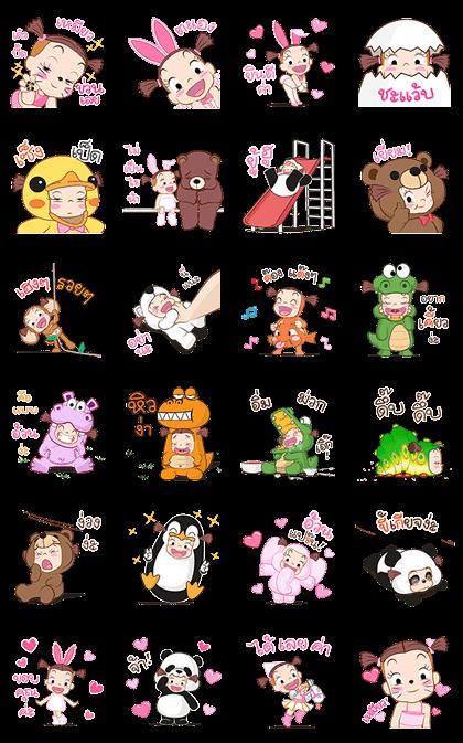 Jumbooka 7 Mascot Festival Stickers Line Sticker Download Jumbooka 7 Mascot Festival Stickers Sticker Line And Use On Wha Mascot Stickers Stickers Stickers