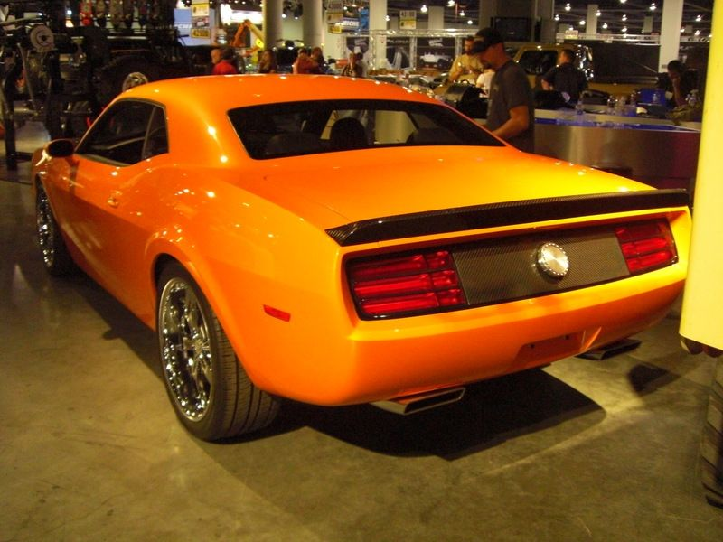 Dodge Challenger Barracuda Concept Motorauthority 006