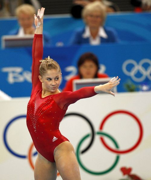 floor gymnastics shawn johnson. Shawn Johnson · Gymnastics FloorOlympic Floor