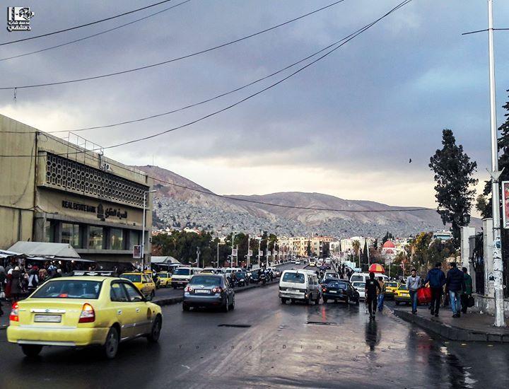 شو أكتر شي بيجيبلك العصبي بهالمنطقة البرامكة دمشق في 21 1 2017