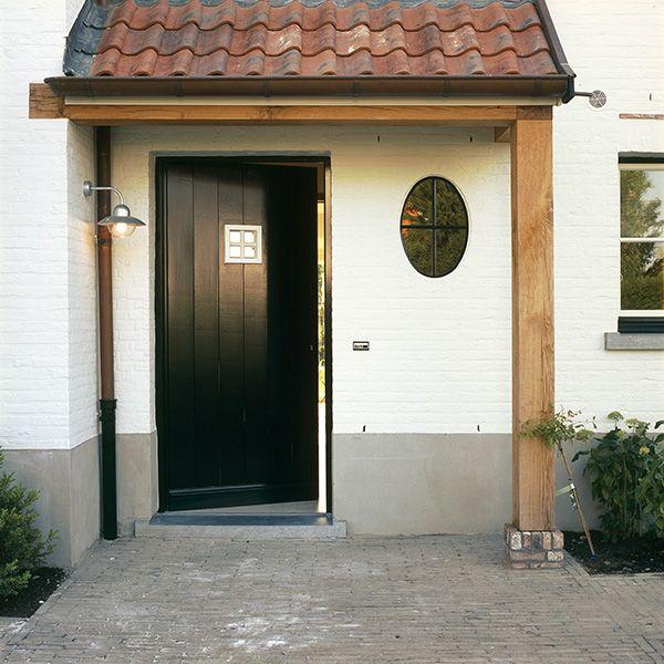 Engels - Houten ramen en deuren in oud vlaams