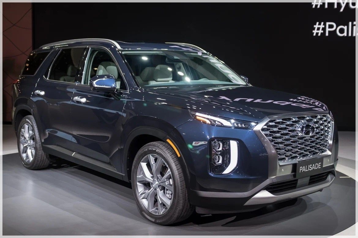 2020 Hyundai Palisade carshow turbo speed love