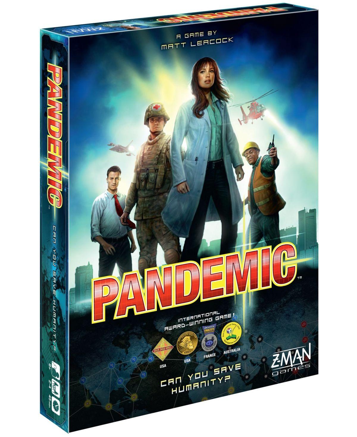 ZMan Games Pandemic & Reviews Kids Macy's Board