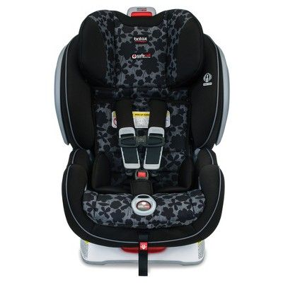 Britax Marathon ClickTight ARB Convertible Car Seat Cowmooflage Anti Rebound Bar
