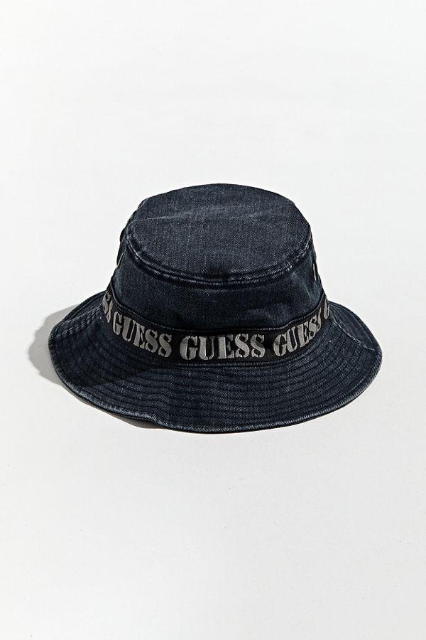 Guess X 88rising Logo Bucket Hat Bucket Hat Hats Guess