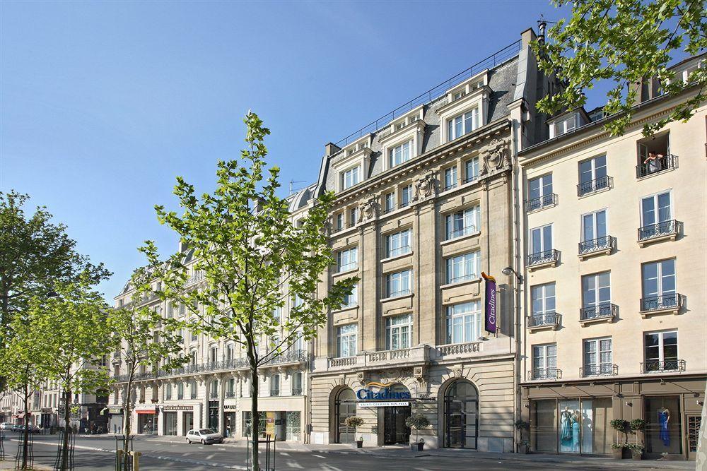 Citadines Apart'hotel SaintGermaindesPrés Paris Hotel