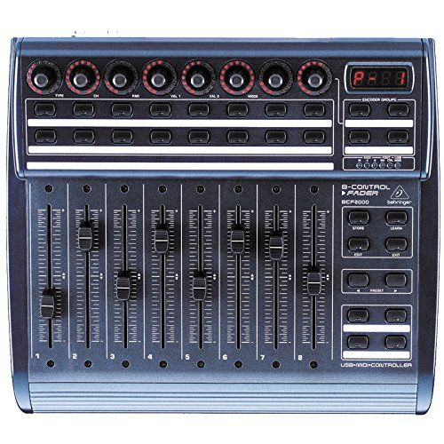 BEHRINGER B-CONTROL FADER BCF2000  http://www.instrumentssale.com/behringer-b-control-fader-bcf2000/
