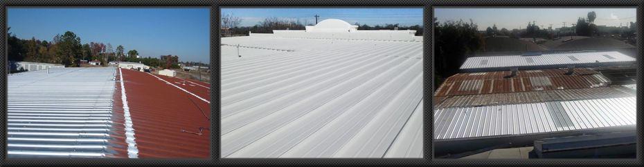 Metal Roof Painting Roof Paint Metal Roof Paint Metal Roof Maintenance