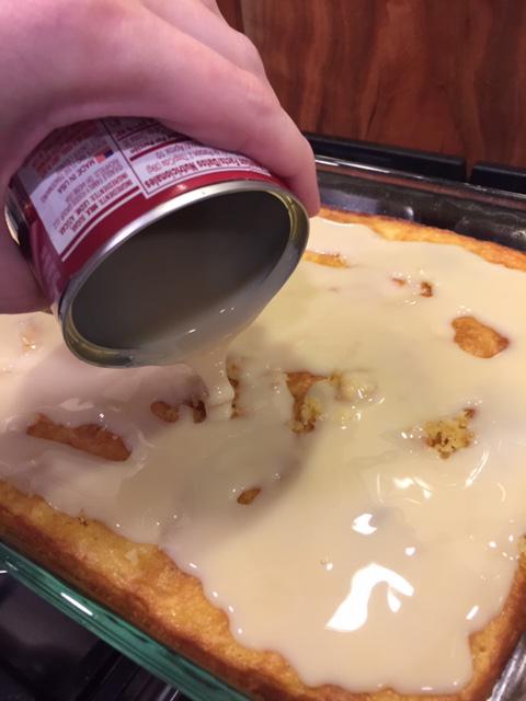 Pineapple Condensed Milk Cake In 2020 Condensed Milk Recipes Desserts Milk Recipes Dessert Pineapple Dessert Recipes