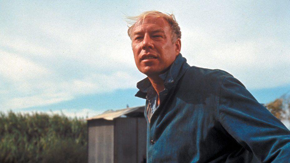 George Kennedy an Actor who Won Oscar for Cool Hand Luke
