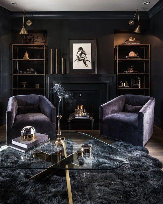 Daily inspiration outsourcesol store pinterest for Herrenzimmer modern einrichten