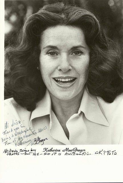 scottie macgregor actress