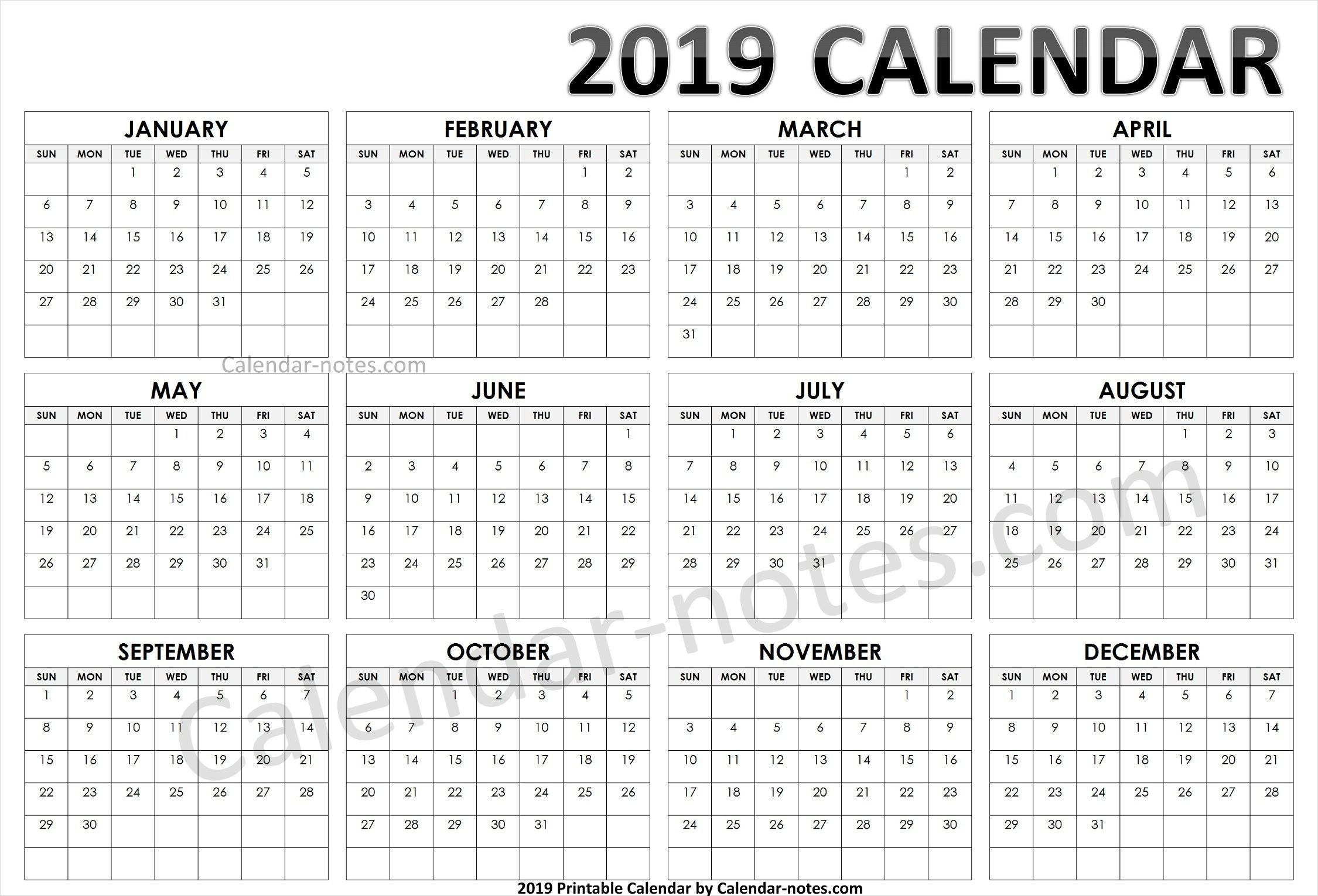 Calendar 2019 English And Arabic Calendar Download Calendar
