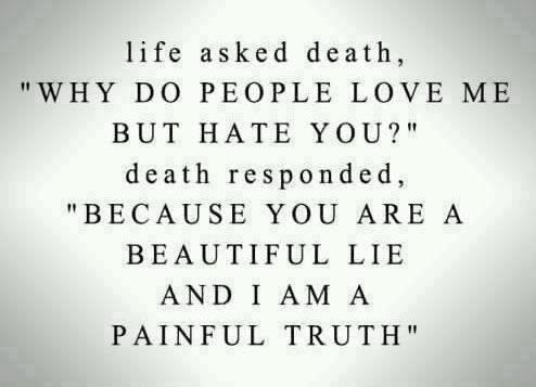 Life And Death Quotes Amazing Places Pinterest Death Quotes