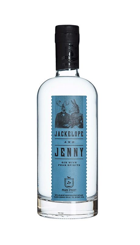 Jackelope and jenny pear gin blueprint brands wrapped up nicely jackelope and jenny pear gin blueprint brands malvernweather Gallery