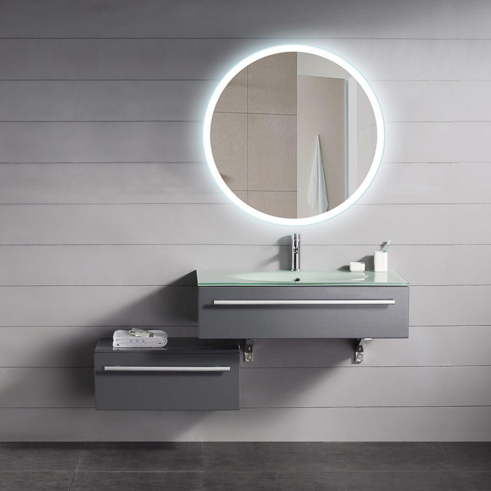Best 25 Illuminated Mirrors Ideas On Pinterest Black