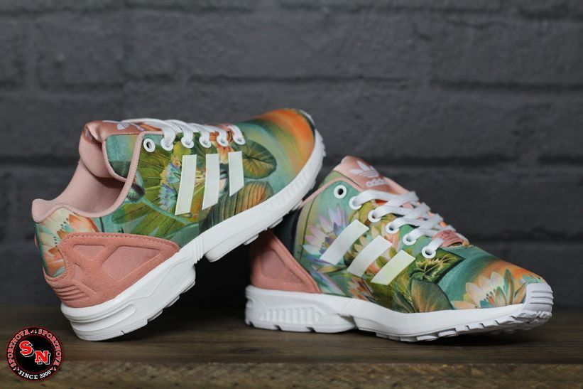 Adidas Flux Mujer
