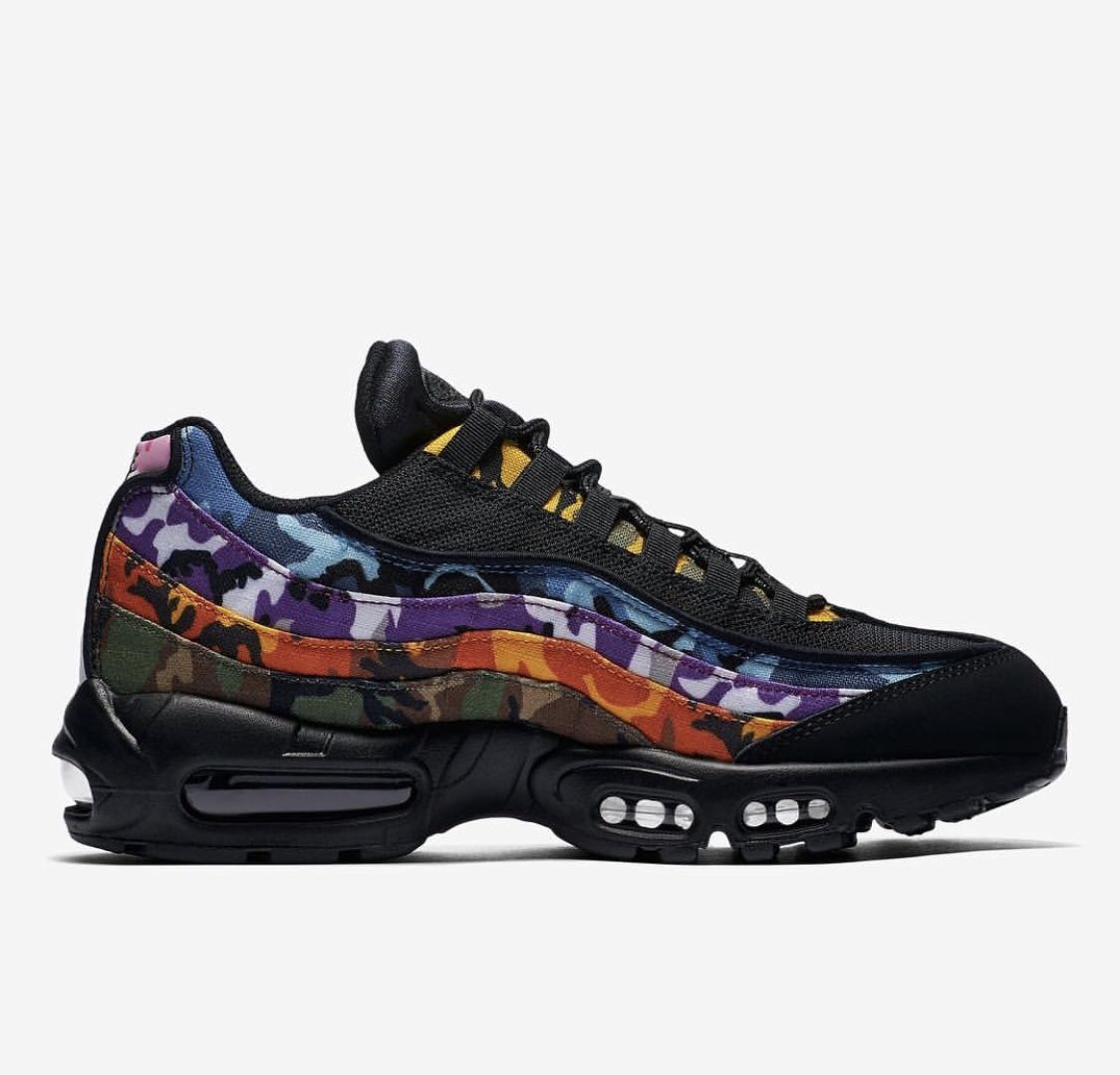 new style 9e93d 5fd5a Nike AirMax 95  Kicks (Sneakers) in 2019  Pinterest  Sneaker