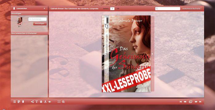 """""""Das Geheimnis der Sünderin"""" von Gabriele Breuer ab Dezember 2013 im bookshouse Verlag.  www.bookshouse.de/leseproben/99/"""