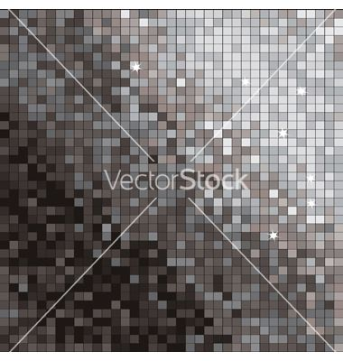 Disco background vector on VectorStock®