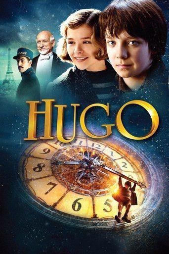 Hugo Wiki Review Movie Critics Animasyon Filmler Klasik