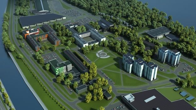 Kipsala Campus Technical University Campus University